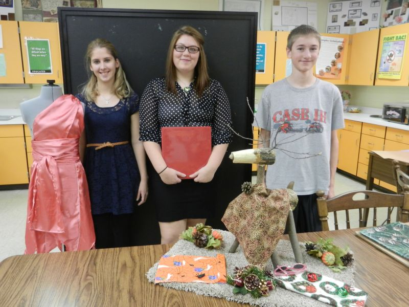 Plainview Schools Fccla Prepares For Star Competition